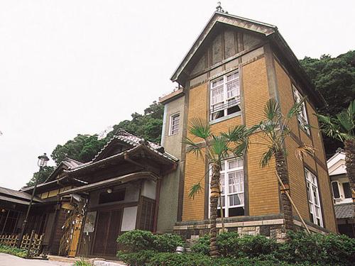 コクリコ荘のモデルの建物